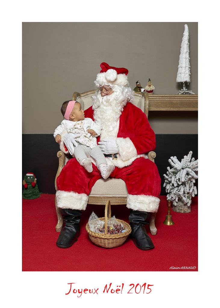 Père-Noël Intermarché 2015