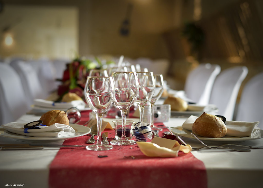 Table repas
